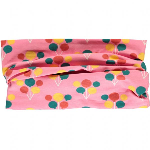 Maxomorra Party Balloon Velour Tube Scarf